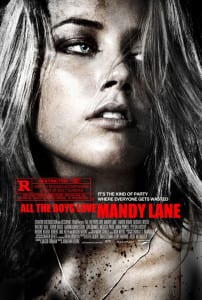 All The Boys Love Mandy Lane - Theatrical Poster - Courtesy of RADiUS-TWC
