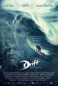 Drift - Theatrical Poster - Courtesy of Lionsgate