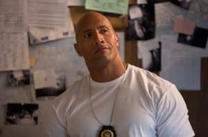 Empire State - Photo of Dwayne Johnson in Empire State - Courtesy of Lionsgate
