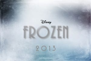 Frozen - Promotional Poster - Courtesy of Walt Disney Pictures