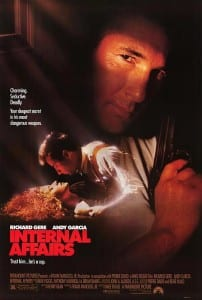 Internal Affairs - Theatrical Poster - Courtesy of Paramount Pictures