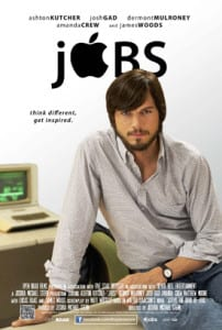 JOBS - Theatrical Poster - Courtesy of Open Road Films