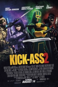 Kick-Ass 2 - International Theatrical Poster - Courtesy of Universal Pictures