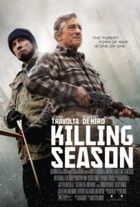 Killing Season - Theatrical Poster - Courtesy of Millennium Films