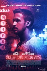 Only God Forgives - Ryan Gosling Theatrical Poster - Courtesy of The Weinstein Company