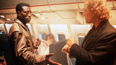 Photo of Passenger 57 (1992) Explodes Onto Blu-ray This August