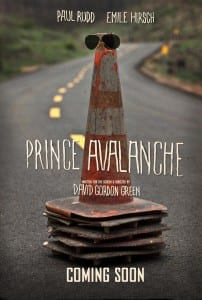 Prince Avalanche - Theatrical Poster - Courtesy of Magnolia Pictures