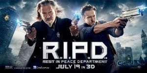 R.I.P.D. - Theatrical Banner Style B - Courtesy of Universal Pictures and Cine1