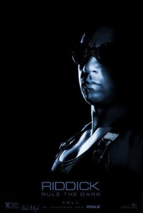 Riddick - IMAX Theatrical Poster - Courtesy of Universal Pictures