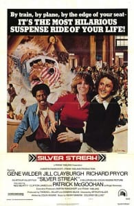 Silver Streak - Theatrical Poster - Courtesy of 20th Century Fox