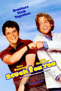 Stuck On You - Theatrical Poster - Courtesy of 20th Century Fox