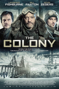The Colony - Theatrical Poster Style B - Courtesy of RLJ Entertainment
