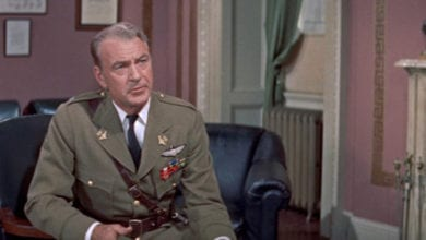Photo of The Court-Martial Of Billy Mitchell (1955) Comes To Blu-ray