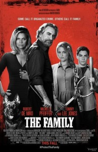 The Family - Theatrical Poster - Courtesy of Relativity Media