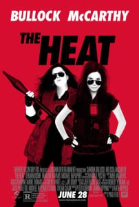 The Heat - Theatical Poster - Courtesy of 20th Century Fox