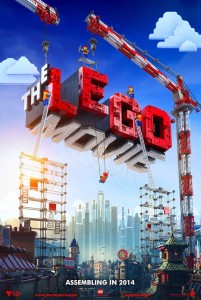 The Lego Movie - Advance Theatrical Poster - Courtesy of Warner Bros. Pictures