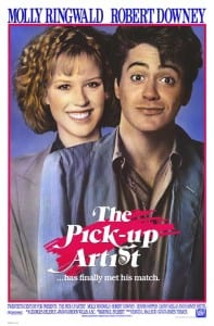 The Pick-Up Artist - Theatrical Poster - Courtesy of 20th Century Fox