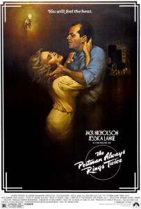 The Postman Always Rings Twice (1981) - Theatrical Poster - Courtesy of Paramount Pictures