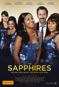 The Sapphires - Theatrical Poster - Courtesy of