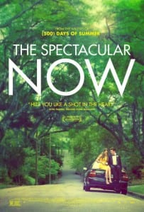 The Spectacular Now - Theatrical Poster - Courtesy of A24