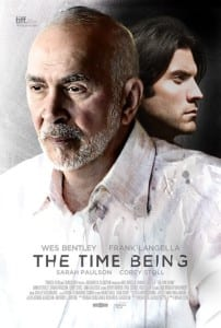 The Time Being - Theatrical Poster - Courtesy of Tribeca Films