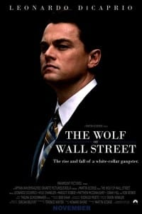 The Wolf of Wall Street - Promotional Poster - Courtesy of Paramount Pictures