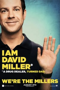 We're The Millers - Jason Sudeikis Advance Theatrical Poster - Courtesy of Warner Bros. Pictures