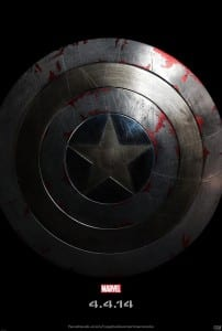 Captain America: The Winter Soldier - Advance Theatrical Poster - Courtesy of Walt Disney Pictures and Marvel Studios
