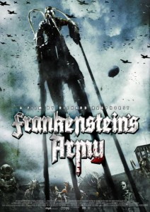 Frankenstein's Army - Theatrical Poster - Courtesy of Momentum Pictures