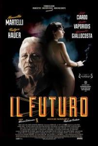 Il Futuro (The Future) - Theatrical Poster - Courtesy of Movimento Films