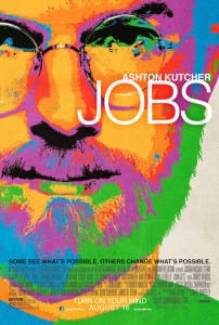 JOBS - Theatrical Poster Style B - Courtesy of Open Road Films and Moviefone