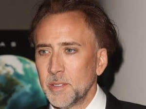 Nicholas Cage Photo
