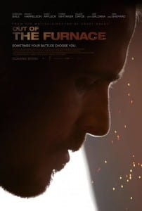 Out of the Furnace - Theatrical Poster - Courtesy of Relativity Media