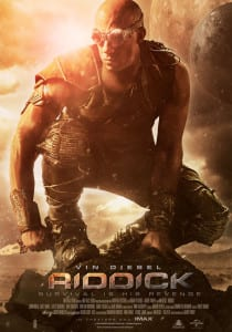 Riddick - Theatrical Poster - Courtesy of Universal Pictures