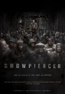 Snowpiercer - Advance Theatrical Poster - Courtesy of The Weinstein Company