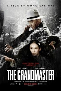 The Grandmaster - Theatrical Poster Style B - Courtesy of The Weinstein Company