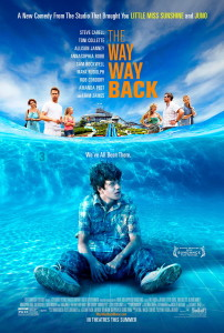 The Way, Way Back - Theatrical Poster - Courtesy of Fox Searchlight Pictures