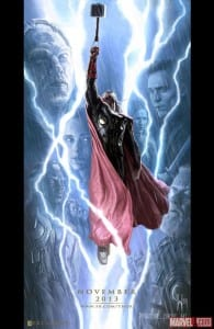 Thor: The Dark World - Concept Art Comic-Con 2013 - Courtesy of Marvel Studios and Walt Disney Pictures