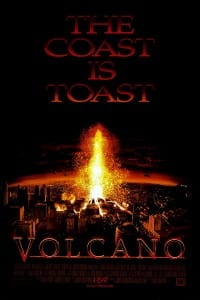 Volcano - Theatrical Poster - Courtesy of 20th Century Fox