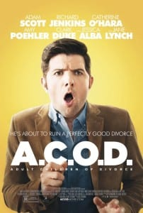 A.C.O.D. - Theatrical Poster - Courtesy of Film Arcade