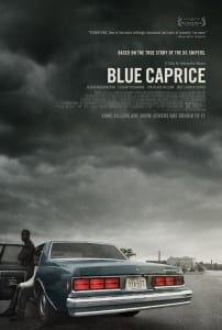 Blue Caprice - Theatrical Poster - Courtesy of Sundance Selects