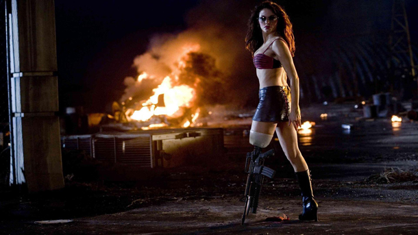 Cherry Darling Planet Terror 2007 via DB Covers
