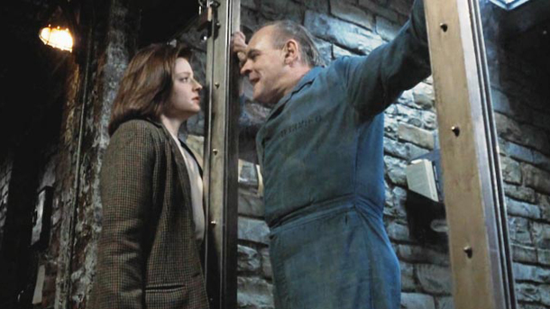 Clarice Starling in The Silence of the Lambs 1991 via Gone Movies