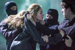 Divergent - Photo of Shailene Woodley in Divergent - Courtesy of Summit Entertainment