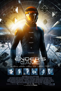 Ender's Game - Final Theatrical Poster - Courtesy of Summit Entertainment