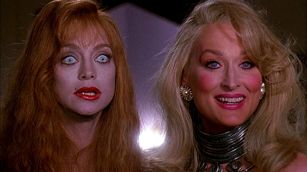 Helen and Madeline Death Becomes Her 1992 via Sprinkles and Booze