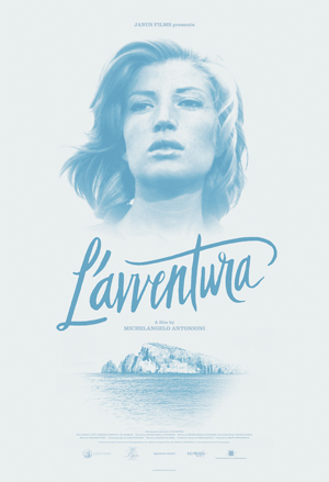 L'avventura (1960) Podcast Movie Poster