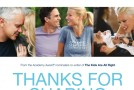 Lionsgate Reveals A New Clip From Thanks For Sharing