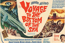 Voyage To The Bottom Of The Sea Bottoms Out On Blu-ray
