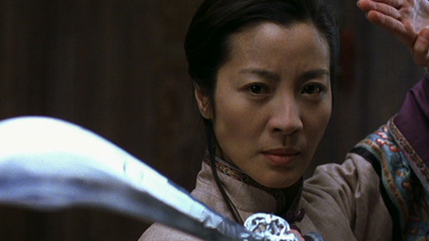 Yu Shu Lien Crouching Tiger Hidden Dragon 2000 via Film Buff Online